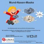 Mund-Nasen-Maske (Kinder)